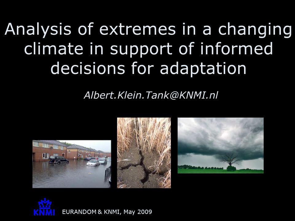 Kharin et al., J.Climate, 2007