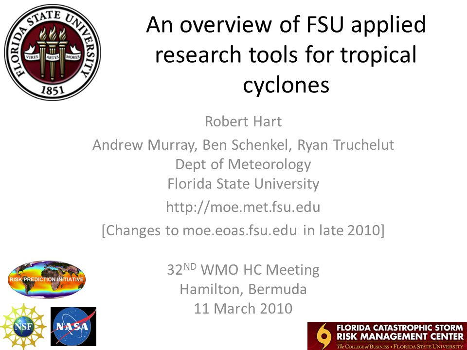 Motivation of Research The work conducted by our group has always focused heavily on bridging the gap between research and application It is founded in the immense respect for forecasters and the position they are in -- trying to develop tools that can help them, but also help explain the whys of the science.