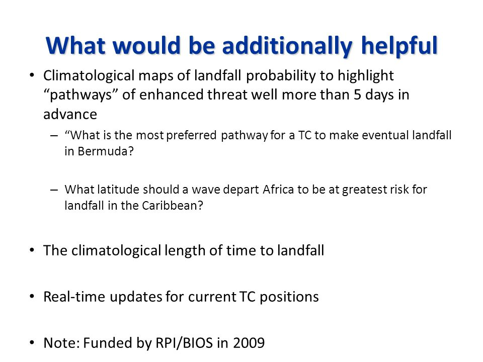 Symmetric warm-core evolution: Hurricane Mitch (1998) Slice 1: B Vs. -V T L