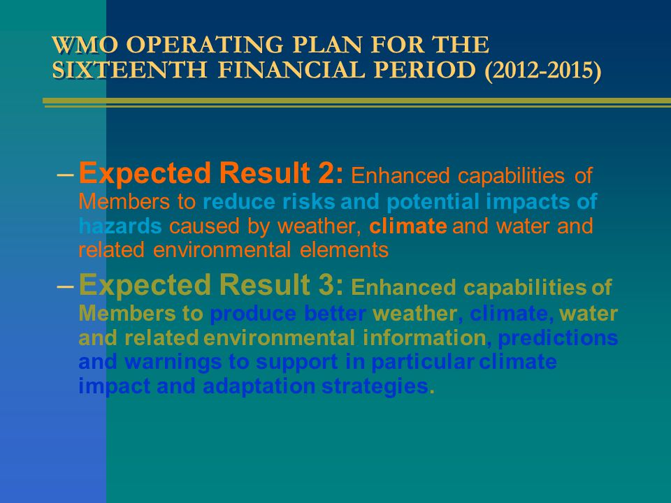 35 Concluding Remarks Climate-related risk management requires regional and multi-disciplinary collaborations and exchange of information.
