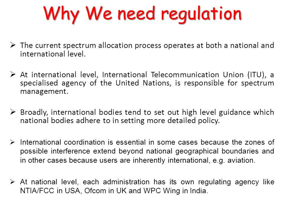 ITU-R Function