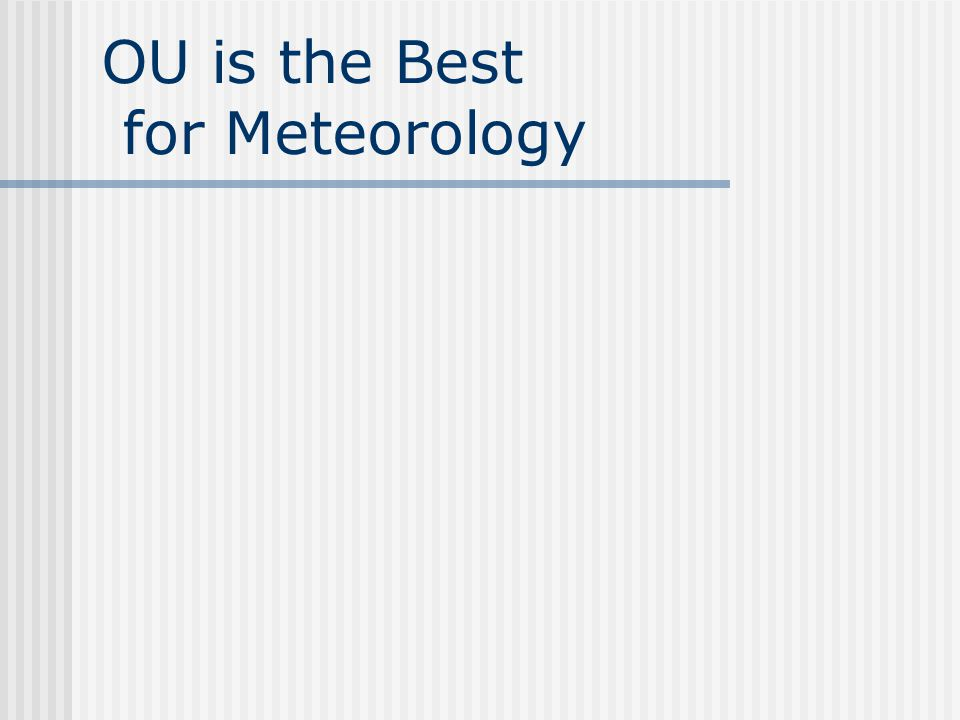Meteorologists What high school courses are necessary to prepare for a career in meteorology? Because meteorology is a science, a good background in m