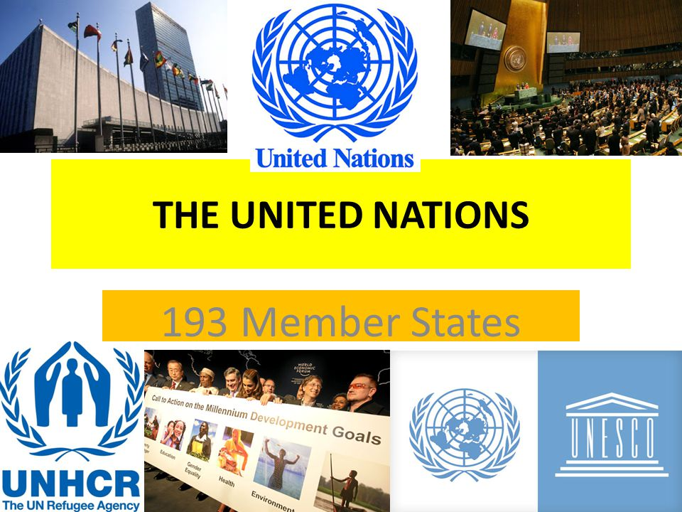 Before the United Nations: The League of Nations Source: http://www.un.org/en/aboutun/history/index.shtml The forerunner of the United Nations was the League of Nations, an organization conceived in similar circumstances during the first World War, and established in 1919 under the Treaty of Versailles to promote international cooperation and to achieve peace and security. The International Labour Organization was also created under the Treaty of Versailles as an affiliated agency of the League.