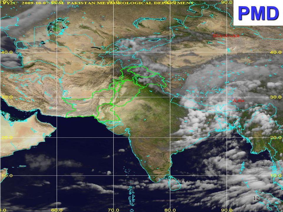 Automation of weather Data analysisPMD 12