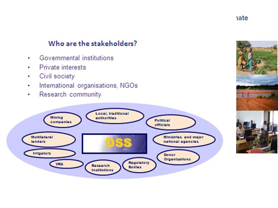 Competence Center (cont'd): Building Partnership Regional partnership: RBO, AGRHYMET, 2iE International partnership