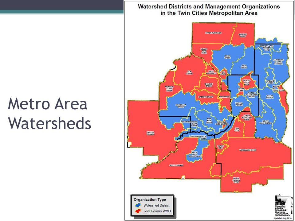 Metro Area Watersheds