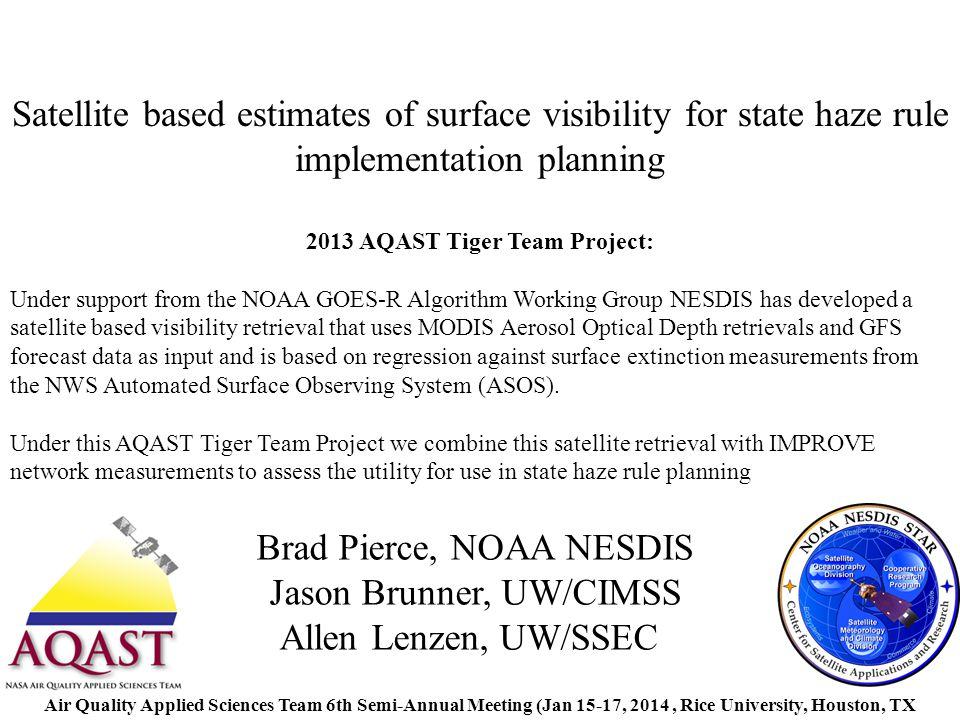 Version 5 MODIS Aqua Visibility Retrieval (dv) Improve Visibility (dv) Improve regression applied
