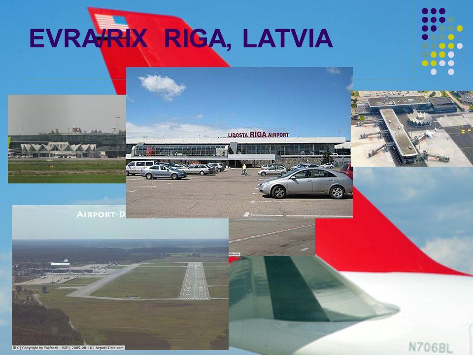 EVRA/RIX RIGA, LATVIA