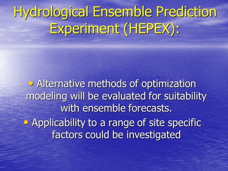 Ensemble Verification Statistics This slide courtesy of David Watkins & Wenge Wei – Michigan Technological University