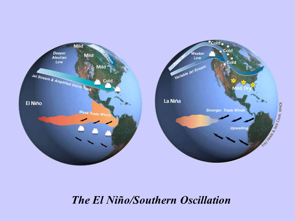 The El Niño/Southern Oscillation