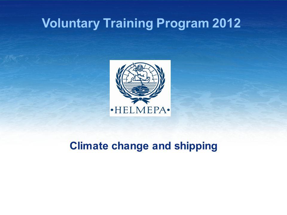 Marine Environmental Awareness Course Global warming…