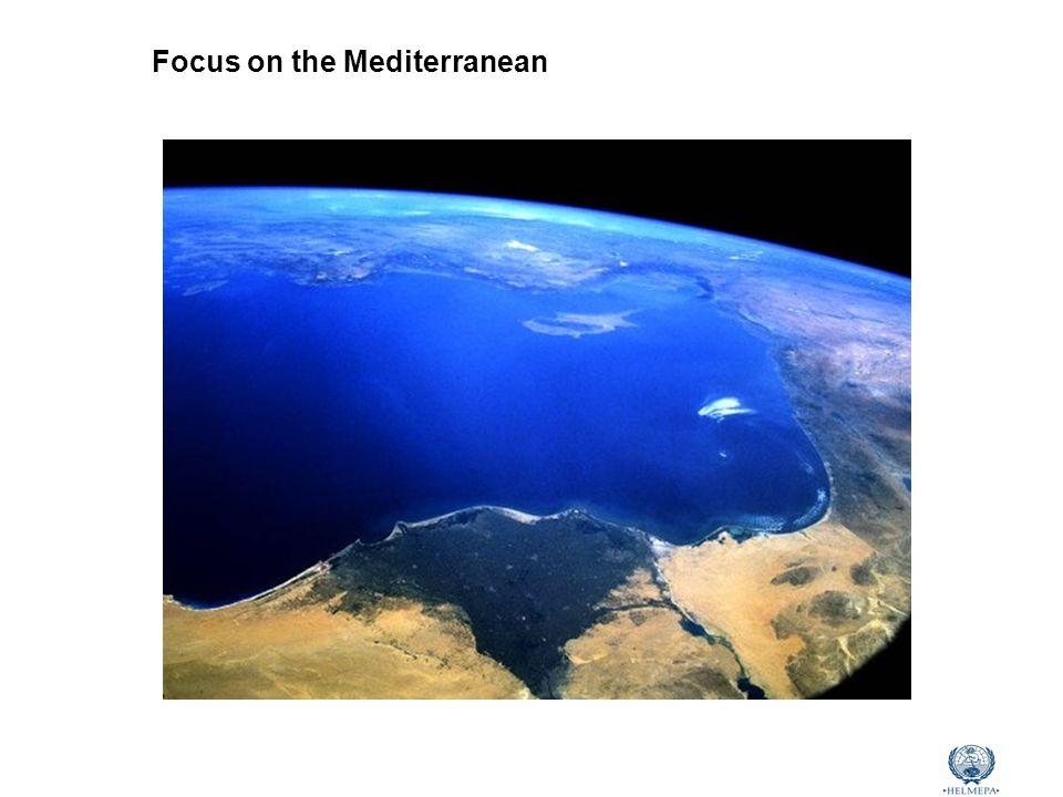 Marine Environmental Awareness Course Focus on the Mediterranean