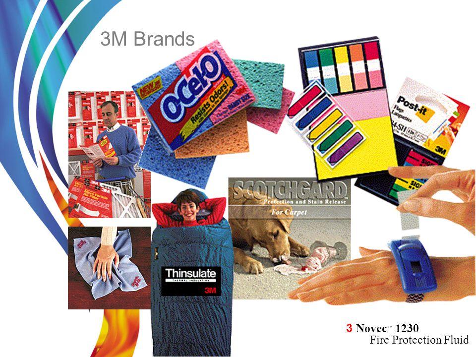 3 Novec ™ 1230 Fire Protection Fluid 3M Brands
