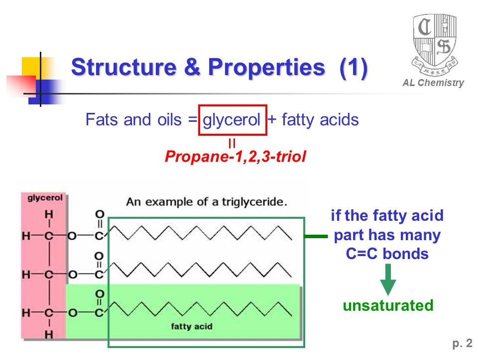 Structure & Properties (1) p.