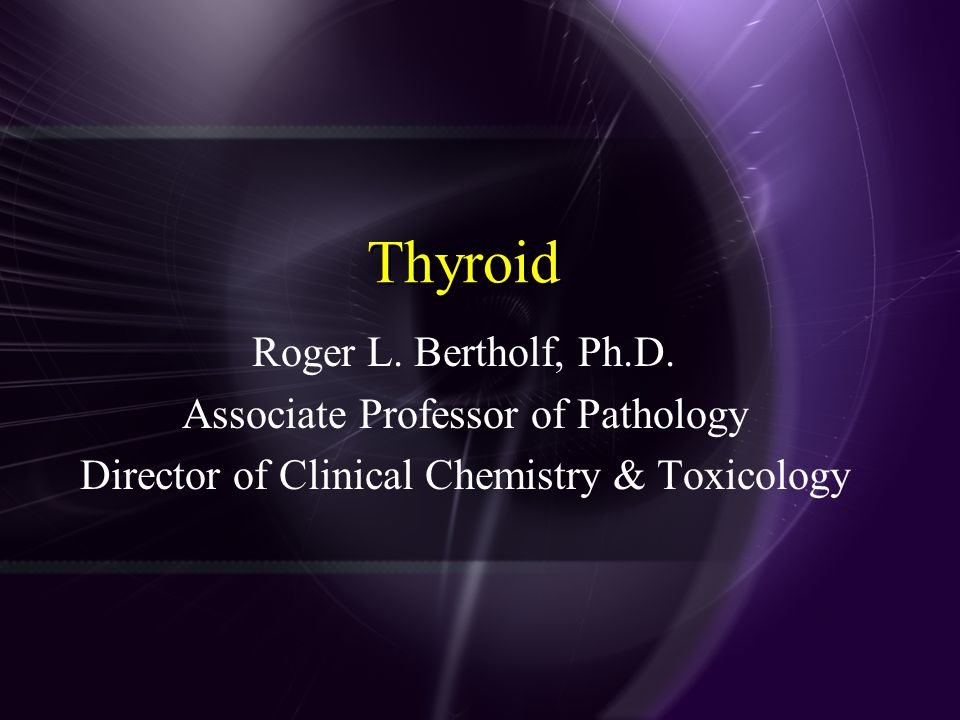Stages of Hyperthyroidism Stage of diseaseTSHfT 4 T3T3 Sub-clinical  nl T 3 toxicosis  nl  Classic pattern 