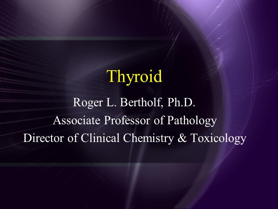 Thyroid hormones Tetraiodothyronine (T 4, Thyroxine) 3,5,3´ Triiodothyronine (T 3 ) 3,3´,5´ Triiodothyronine (reverse T 3 )