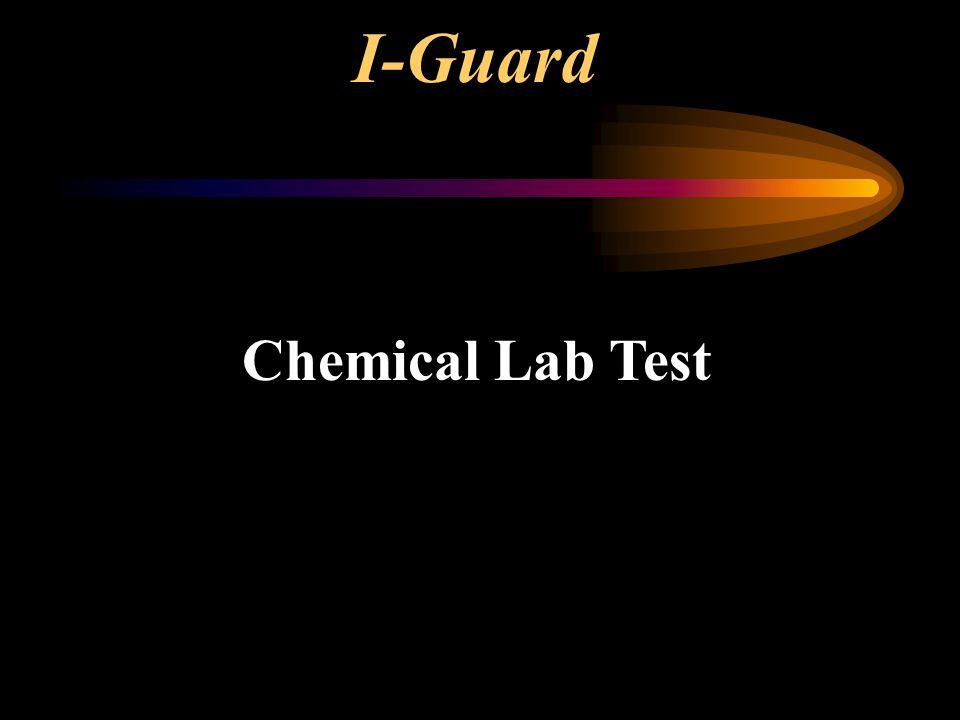Chemical Lab Test I-Guard