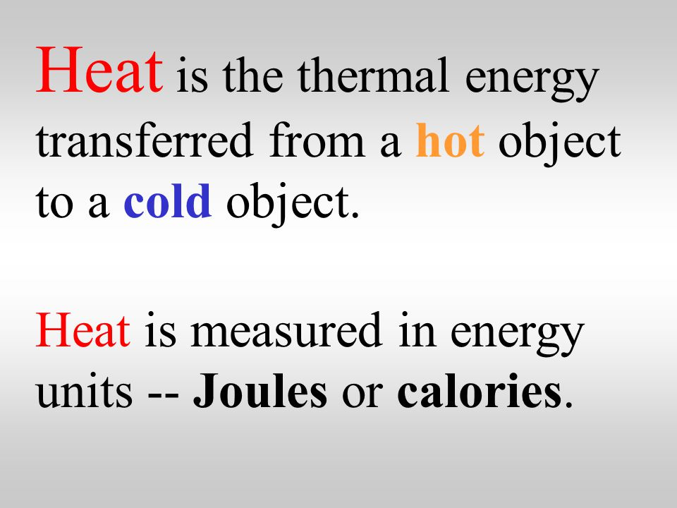 The higher the temperature, the greater the average speed of the molecules.