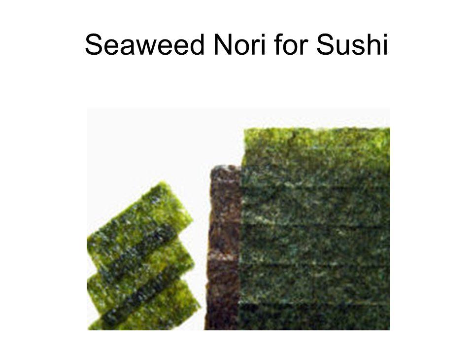 Seaweed Nori for Sushi