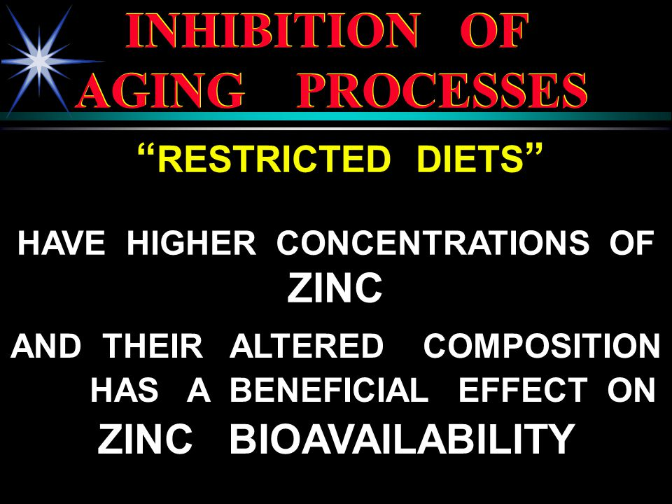 INHIBITION OF AGING PROCESSES THE PRECISE MECHANISM BY WHICH THE UNDERFEEDING REGIMENS PROLONGS MAXIMAL LIFESPAN, REMAINS UNKNOWN THE PRECISE MECHANISM BY WHICH THE UNDERFEEDING REGIMENS PROLONGS MAXIMAL LIFESPAN, REMAINS UNKNOWN