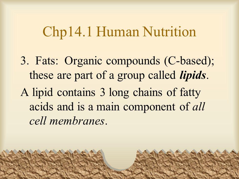 Chp14.1 Human Nutrition 3.