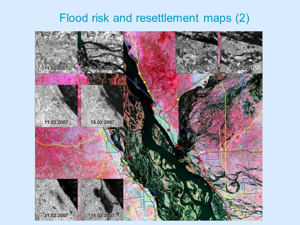 Flood risk and resettlement maps (2)