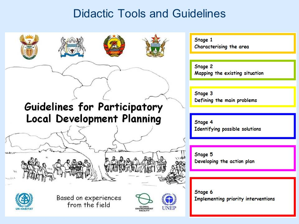 Didactic Tools and Guidelines