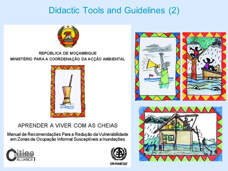 Didactic Tools and Guidelines (2)