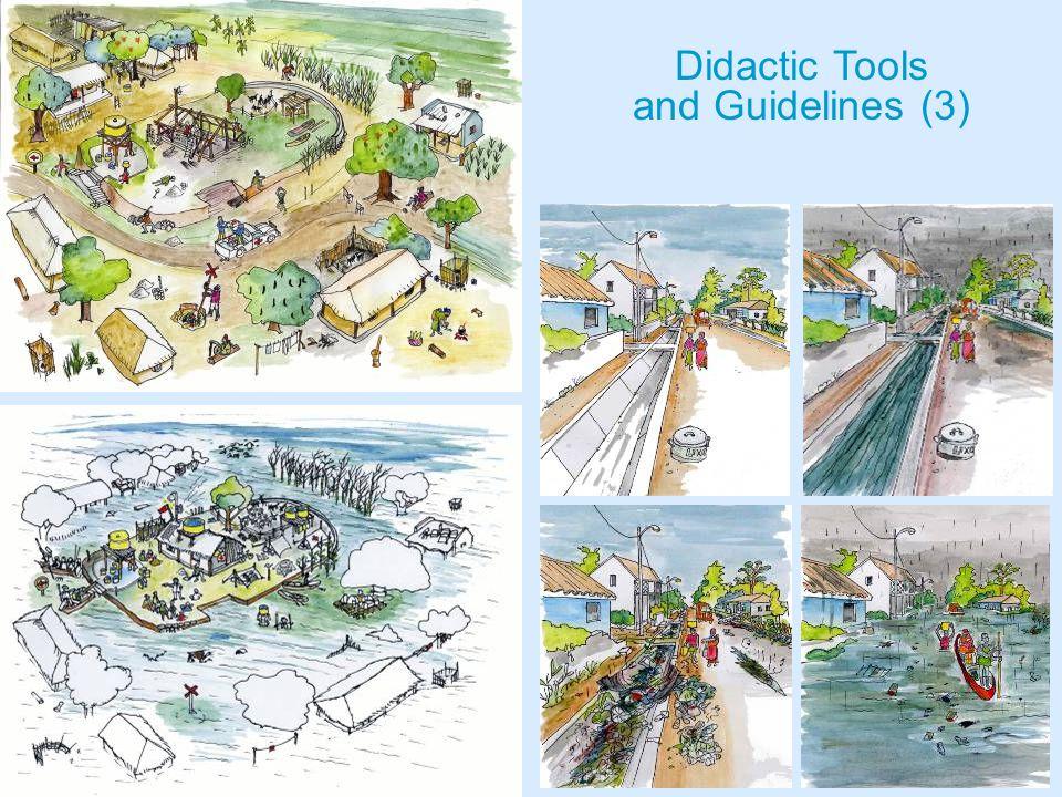 Flood risk and resettlement maps (2)