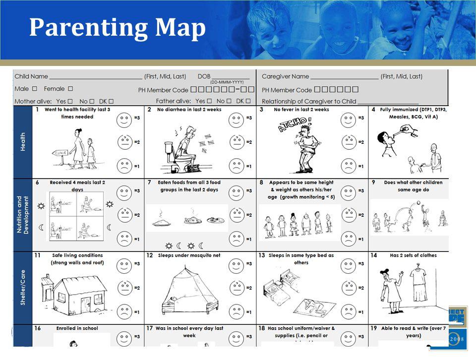 Parenting Map