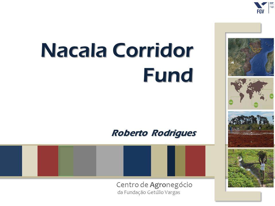 Centro de Agronegócio da Fundação Getúlio Vargas Nacala Corridor Fund Roberto Rodrigues