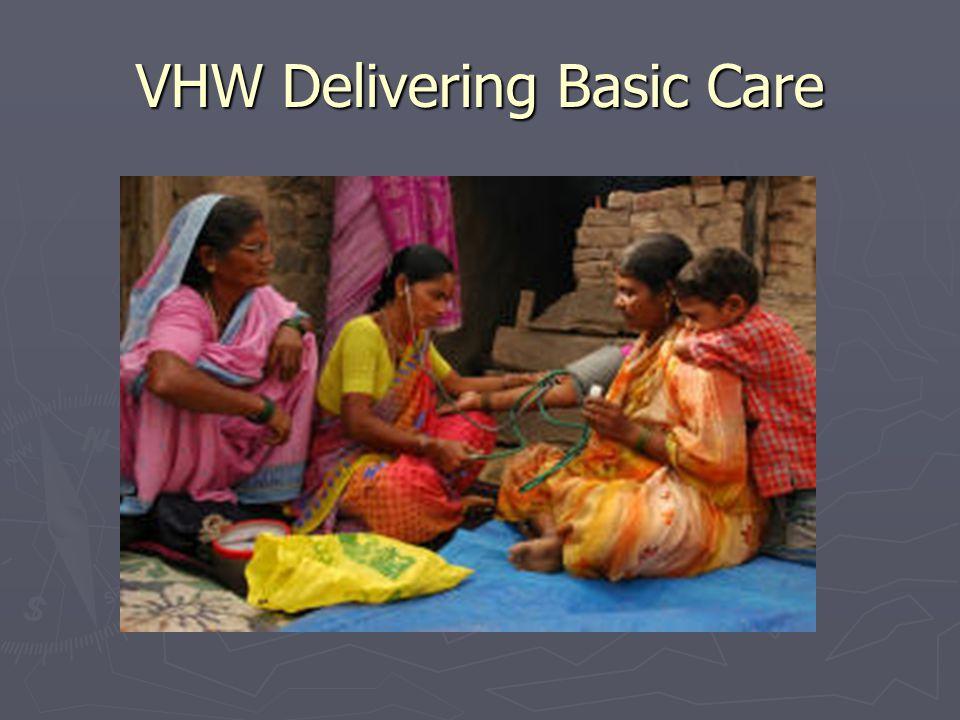 VHW Delivering Basic Care