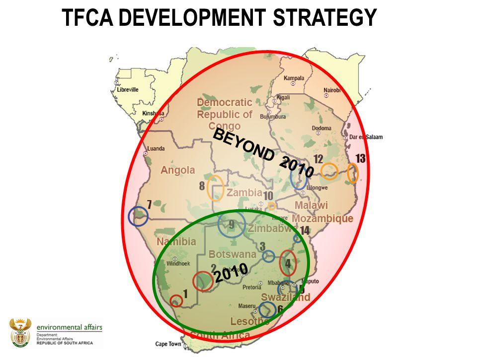 BEYOND 2010 TFCA DEVELOPMENT STRATEGY 2010