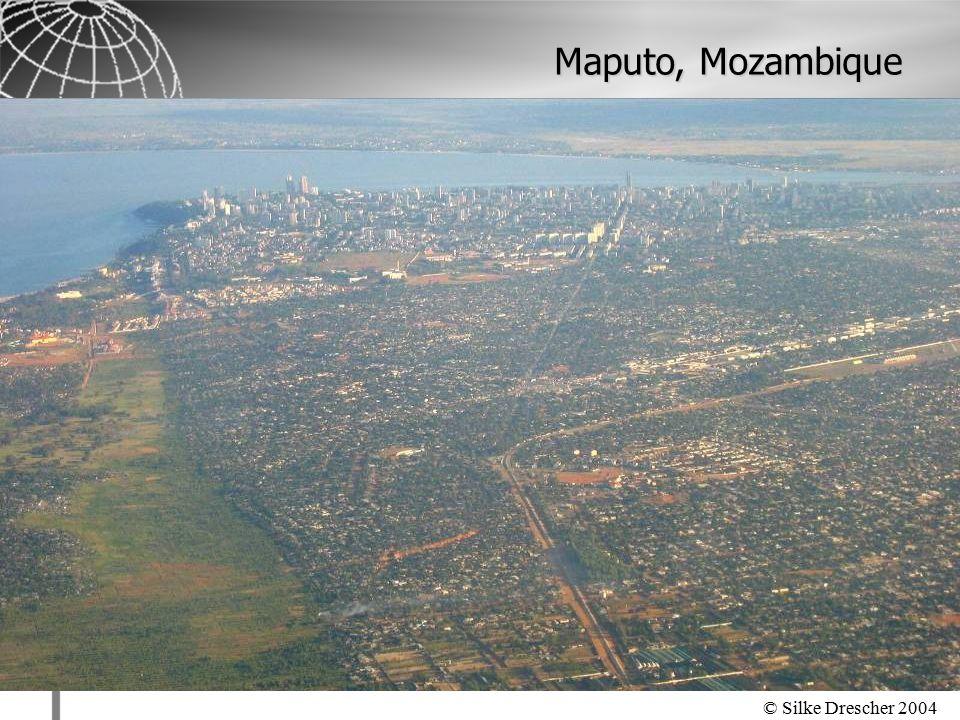 Maputo, Mozambique © Silke Drescher 2004