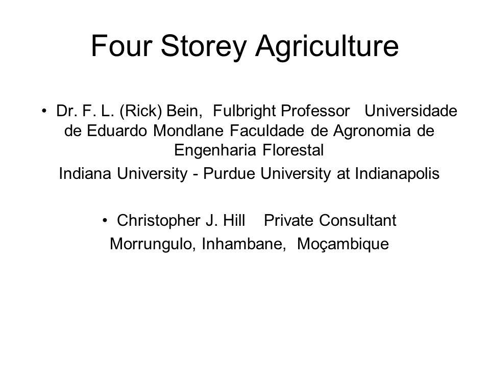 Four Storey Agriculture Dr. F. L.