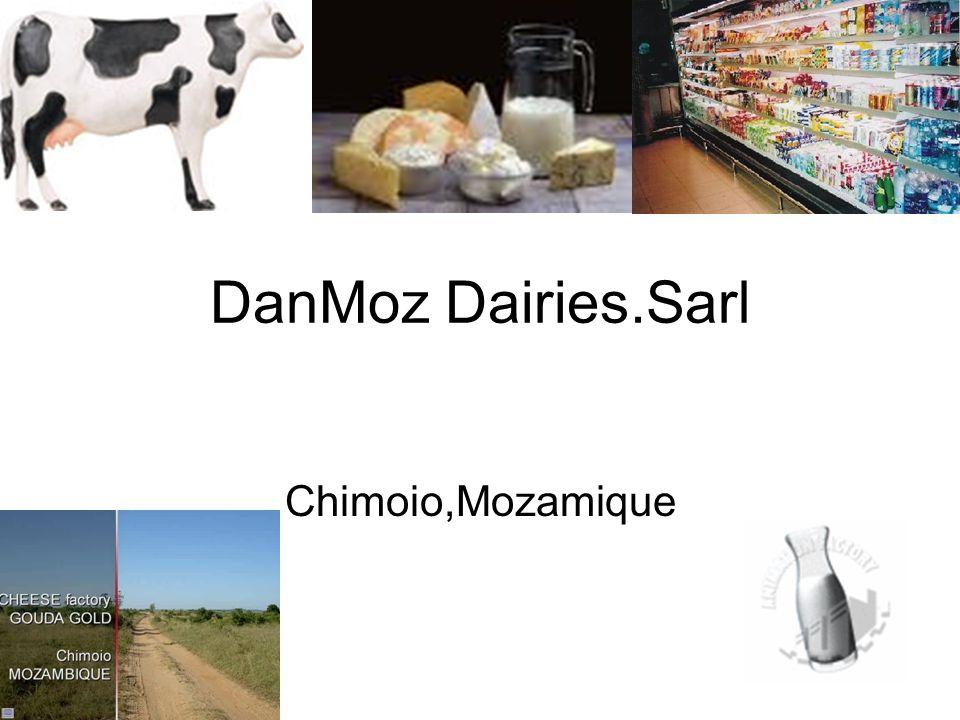 DanMoz Dairies.Sarl Chimoio,Mozamique