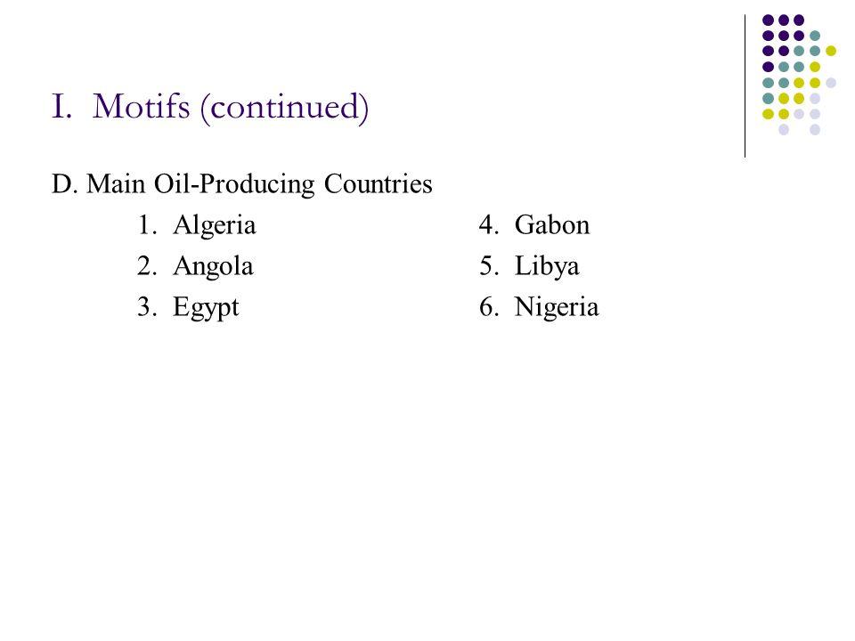 II.Case Studies A. Ghana (formerly the Gold Coast) 1.