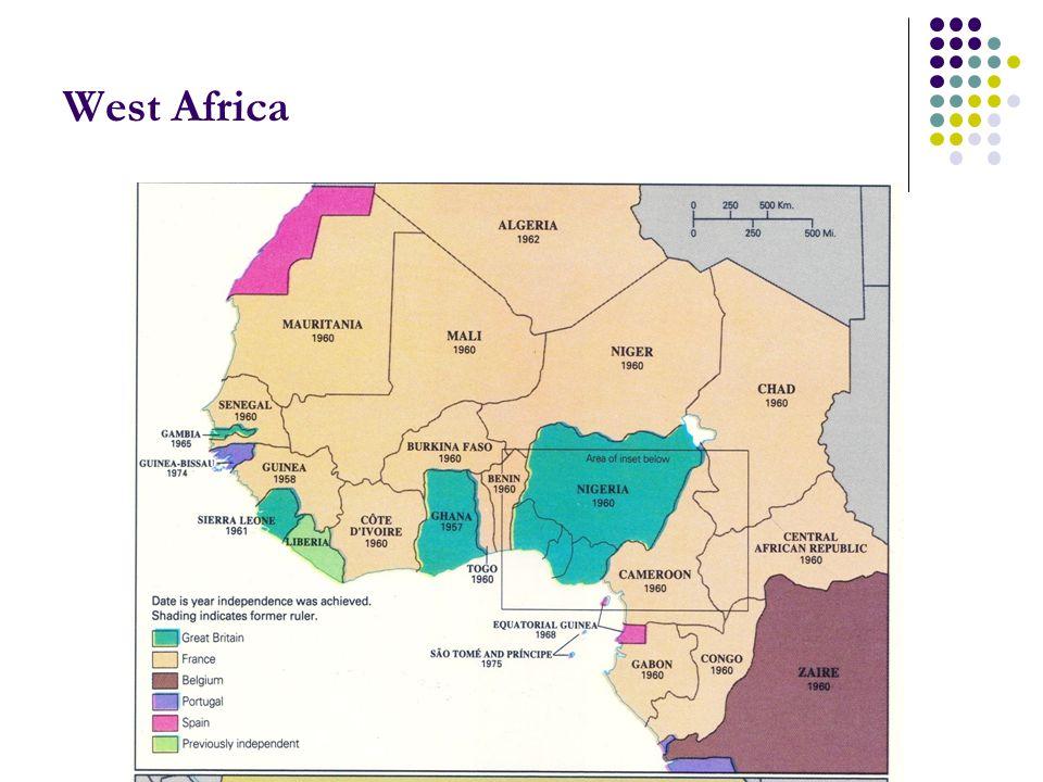 Kenya Dialect Map
