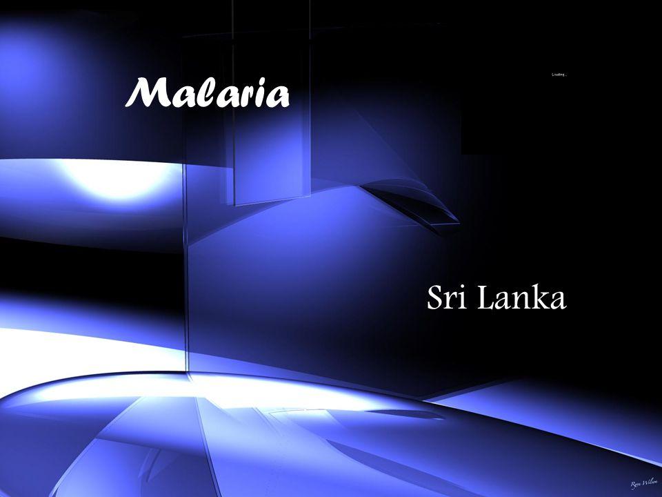 Malaria Sri Lanka