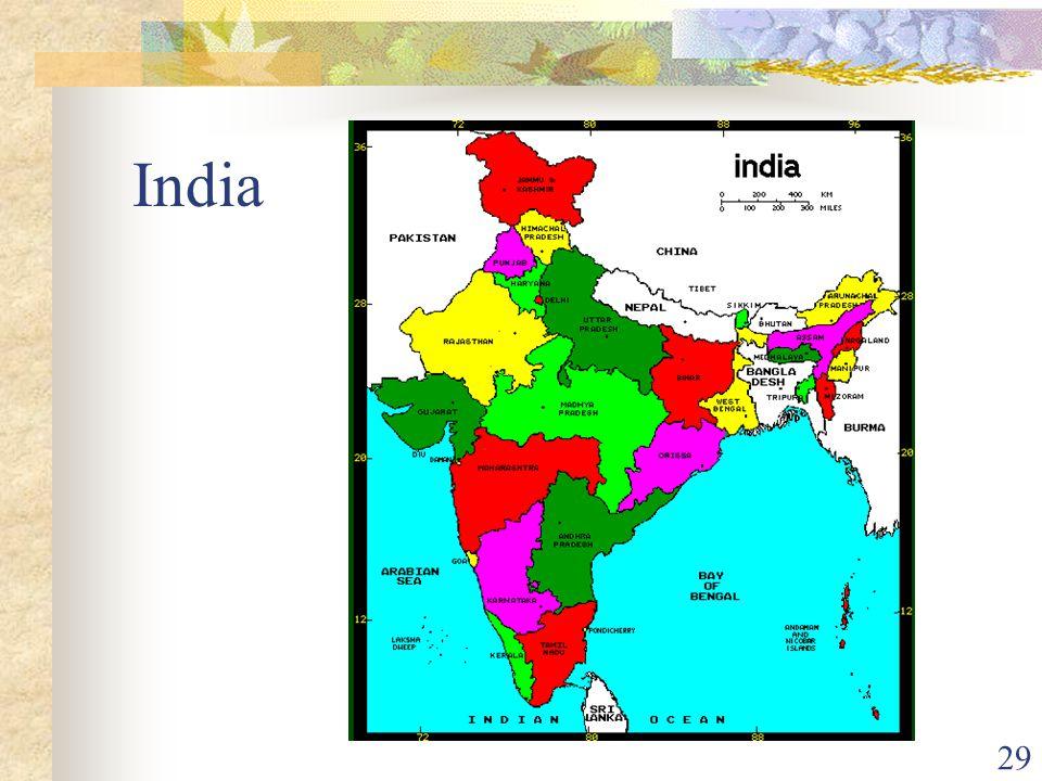 29 India