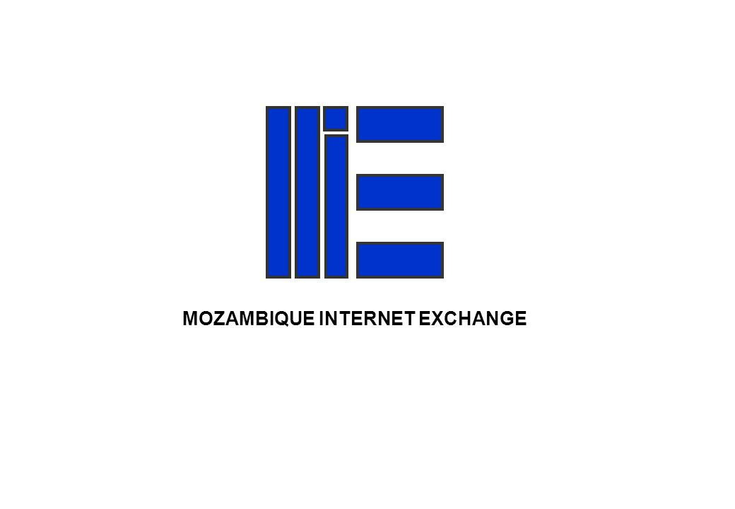 1 Mozambique Internet Exchange www: http://2g1319.ssvl.kth.se/~csd2002-mozambiqueix/ MOZAMBIQUE INTERNET EXCHANGE