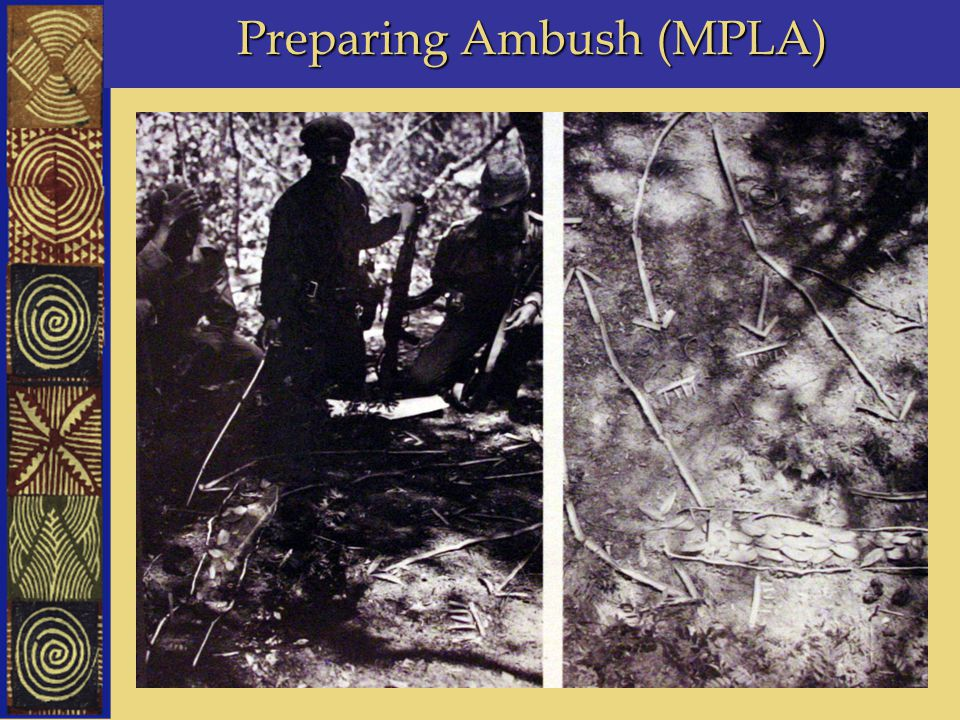Preparing Ambush (MPLA)