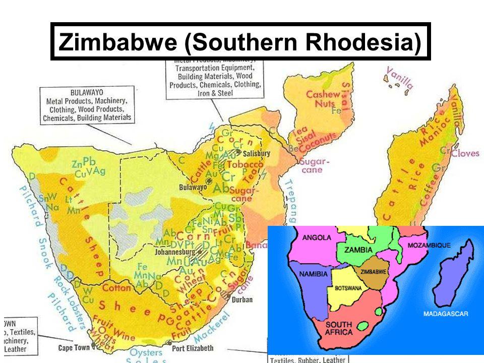 Zimbabwe (Southern Rhodesia)