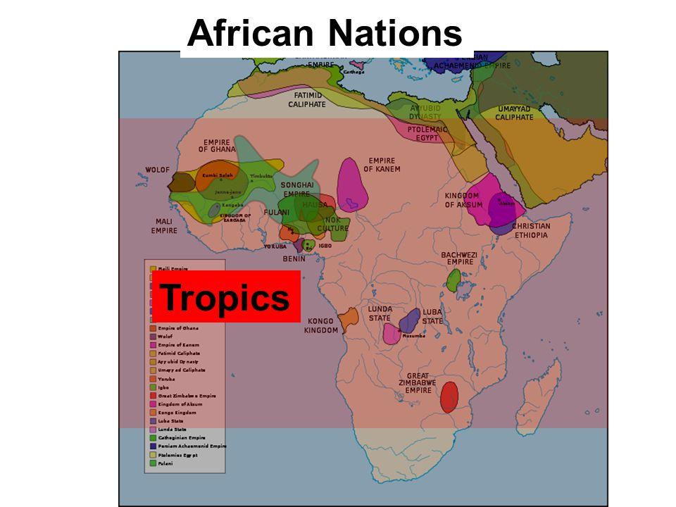 African Nations Tropics