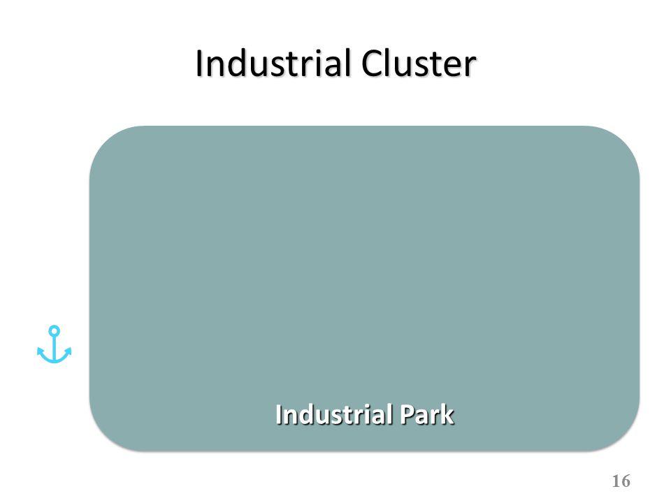 Industrial Cluster 16 Industrial Park