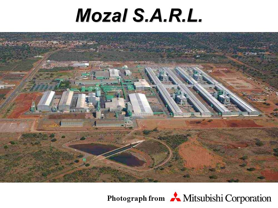 Mozal S.A.R.L. Photograph from
