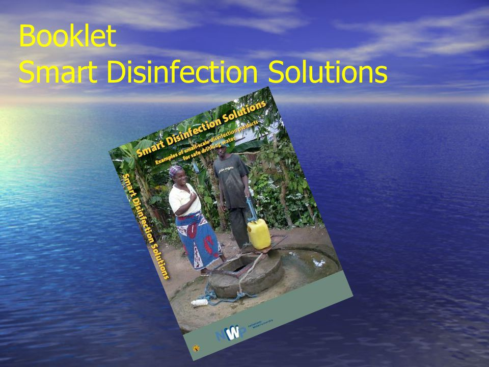 Booklet Smart Disinfection Solutions