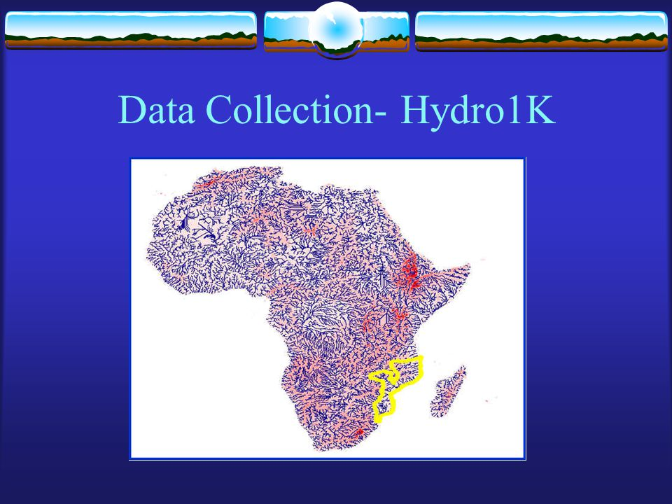Data Collection- Hydro1K Hydro1K