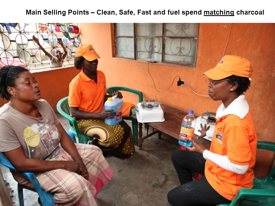 Main Selling Points – Clean, Safe, Fast and fuel spend matching charcoal