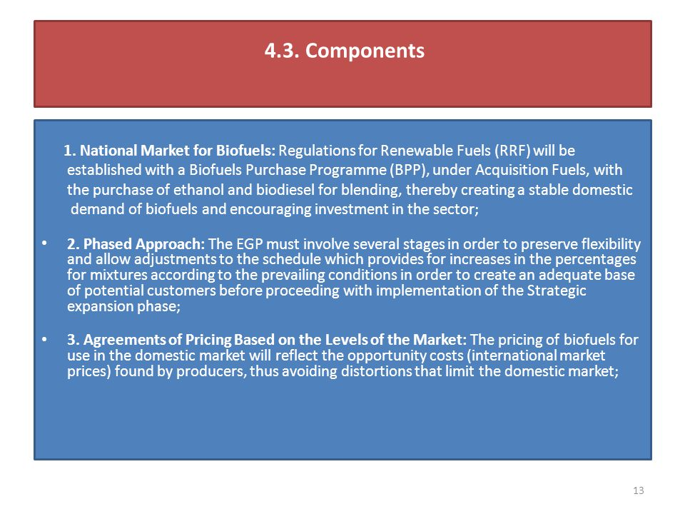 4.3. Components 1.